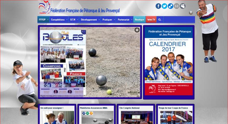 Nouveau site FFPJP