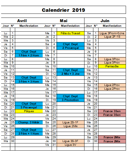 Calendrier Petanque Ardeche 2020.Prise De Concours Championnats Du Rhone 2019