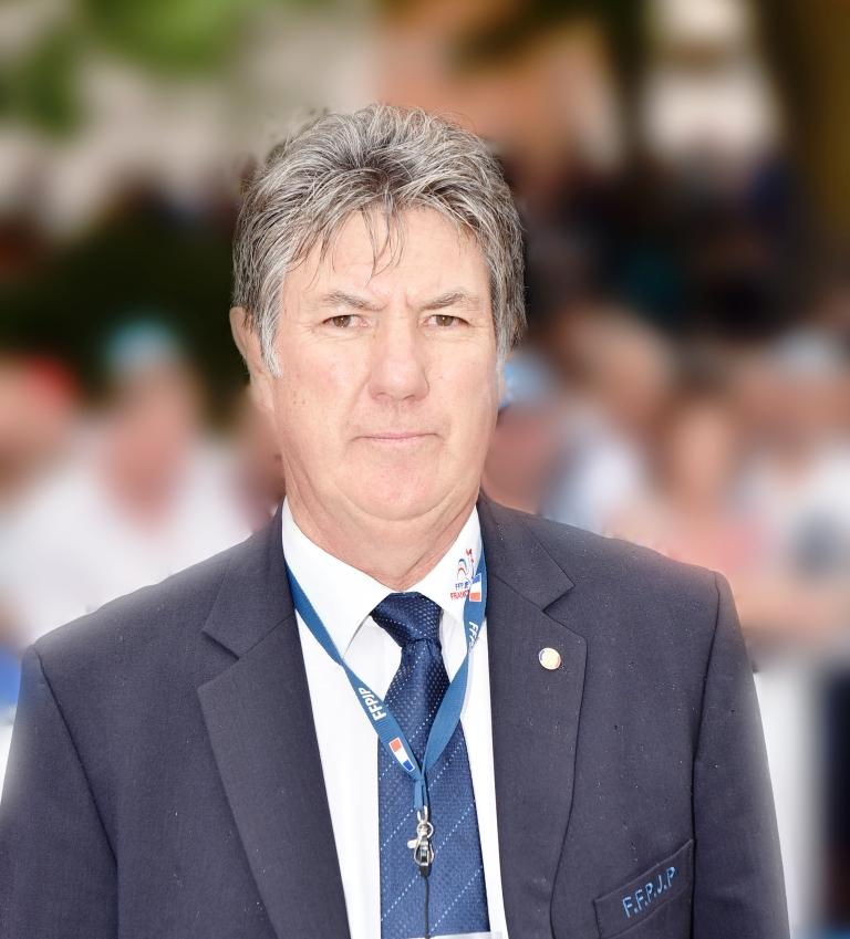 Michel Lebot président FFPJP