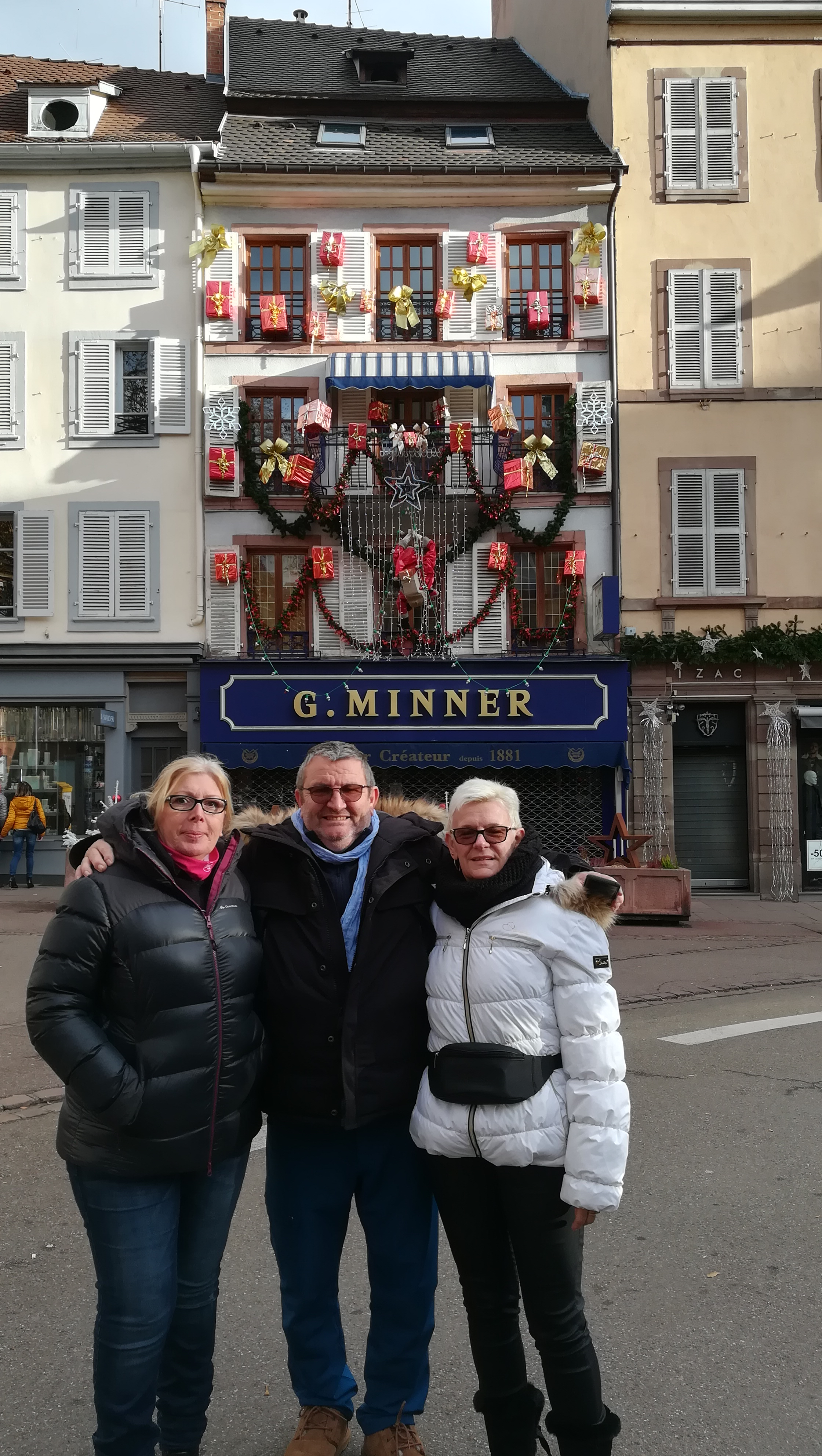 TOURNOI DU ST NICOLAS ET MARCHÉS DE NOEL EN ALSACE 7 DECEMBRE 2019
