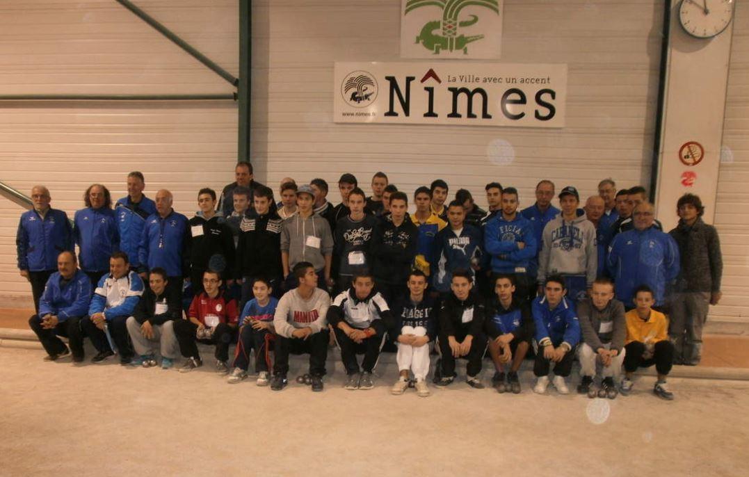 Sélection Interzone à Nîmes (30)