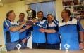 Vainqueur de la Coupe de L'Eure Vétéran 2017  NAVARRE avec Xavier PARIS , Bruno URVOY, Luigi BALDACCHINO , Alain RAFTON et Patrick TREARD