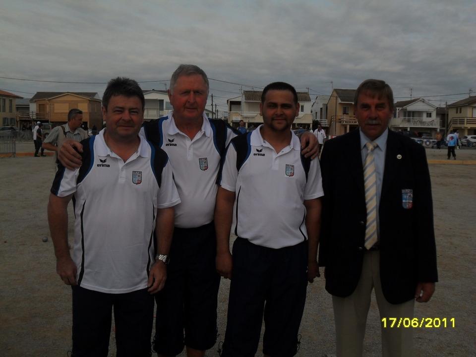 récapitulatif chpts Ain 2011
