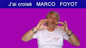 cliquez sur la photo pour suivre l'interview de Marco FOYOT, égal à lui même