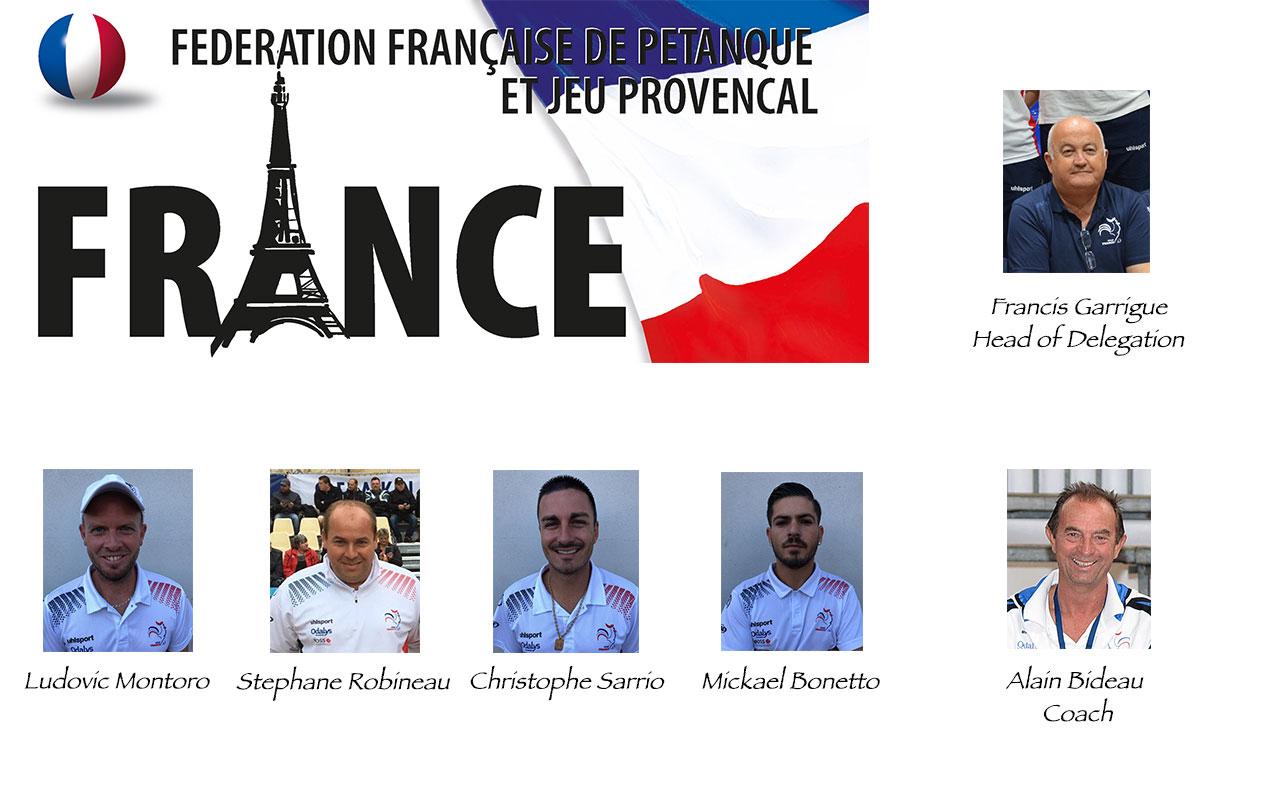 De la jeunesse pour les championnats d'Europe .