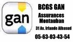 BCGS GAN Assurances Montauban