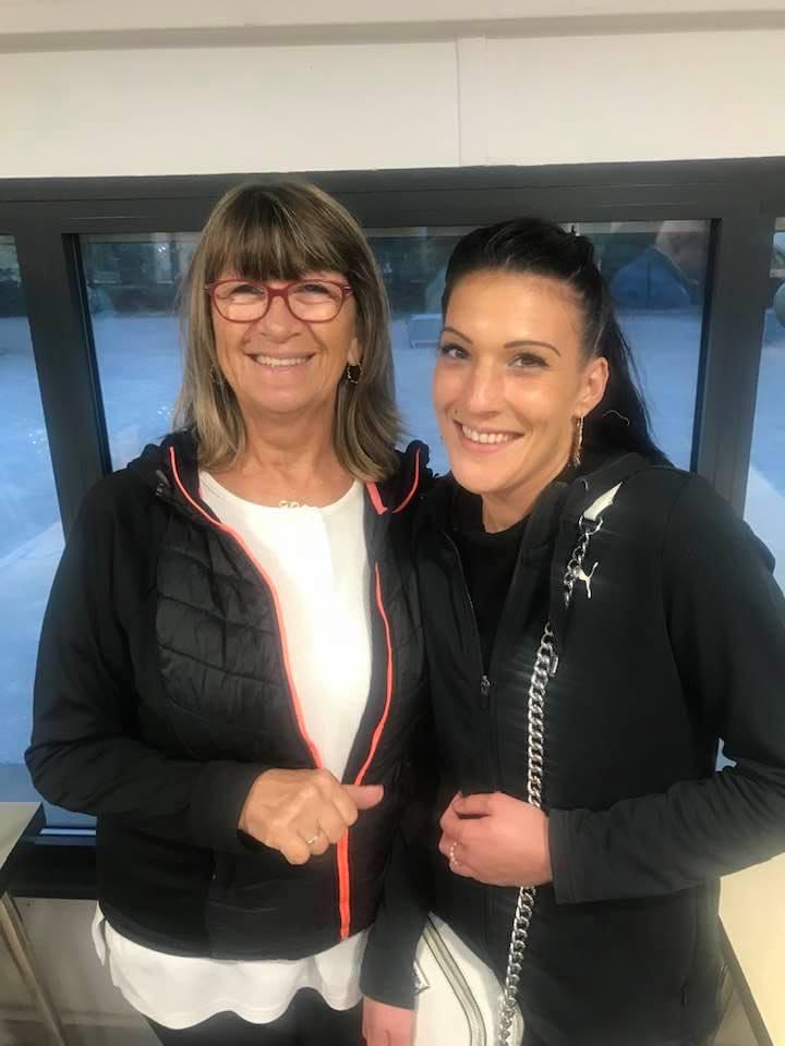 Melyssa HAMONIC et Marie-France ISTRIA au CHALLENGE des AS 2021