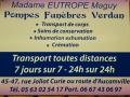 Madame EUTROPE Maguy
