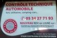 Contrôle technique automobile Castelnau
