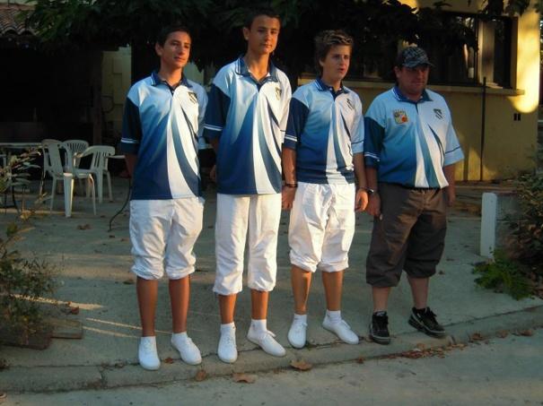 CHAMPIONNAT DE FRANCE JUNIOR 2010, BEAUCAIRE (30)