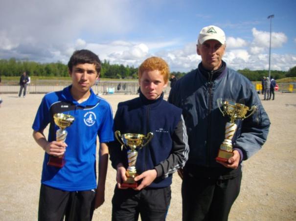Championnat de Ligue TàT Jeunes 2014
