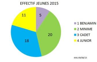 Licenciés Jeunes CD78 2015