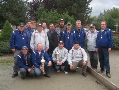 Phase finale du championnat des clubs 2012