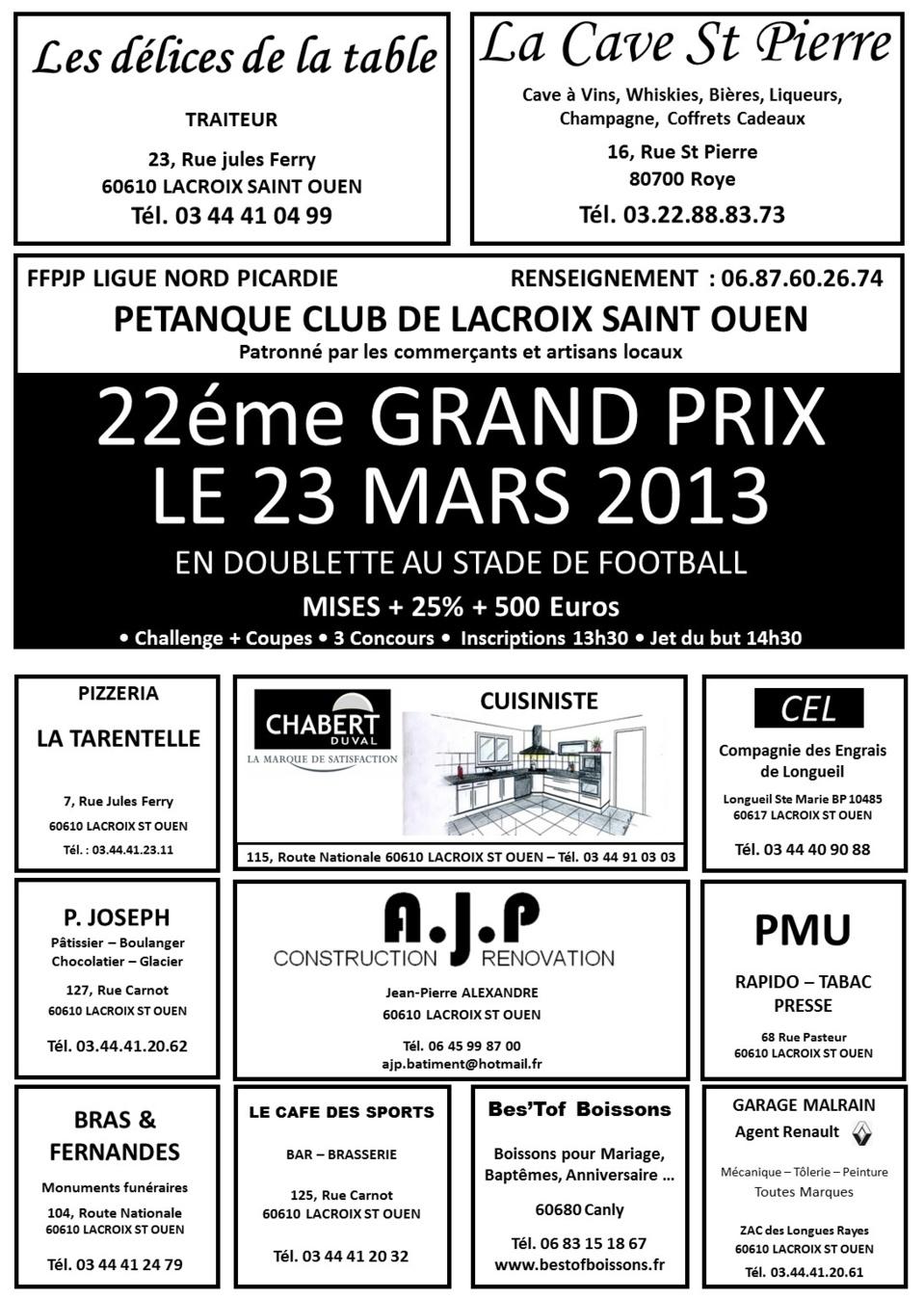 Grand Prix 2013