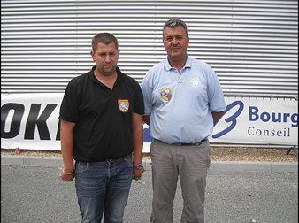 Championnat de Bourgogne Tête à Tête 2011