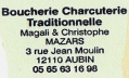 Mazars Boucherie