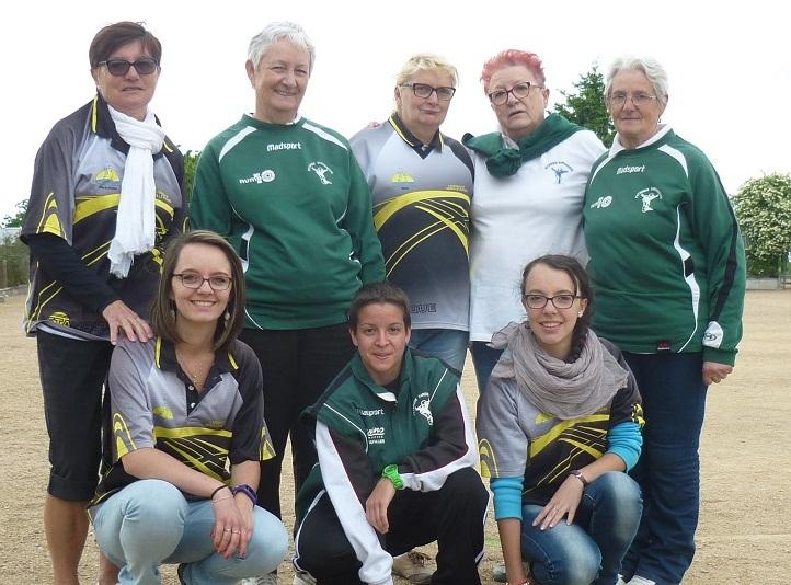 20 à 2 : nette victoire de nos féminines face à Varennes sur Allier