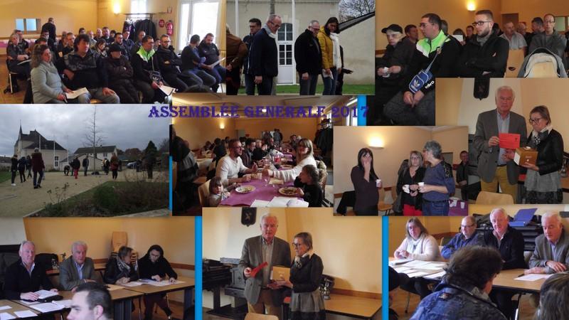 Assemblée générale de la St Fortaise 2017