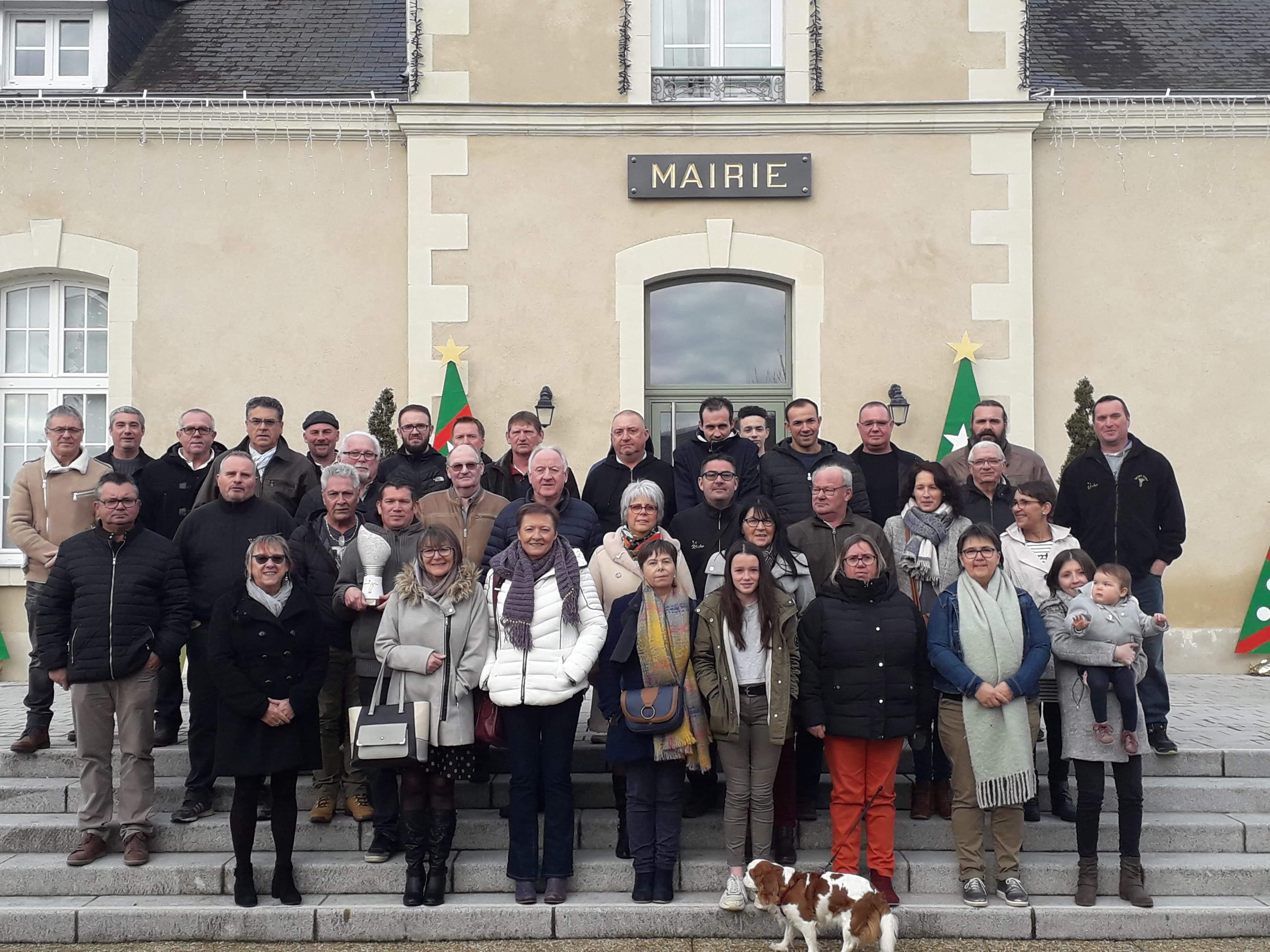 Assemblée générale de la St Fortaise 2019