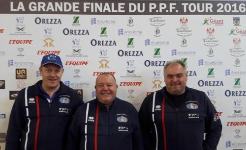 Grande finale du PPF  Fréjus Var