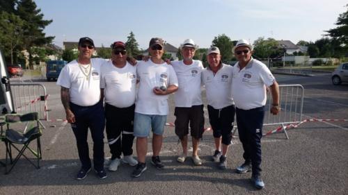 Championnats du monde des entreprises à La Baule