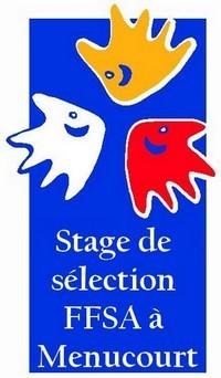 Sélection FFSA à Menucourt