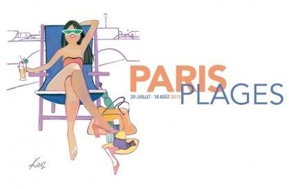 Paris-Plages 2013
