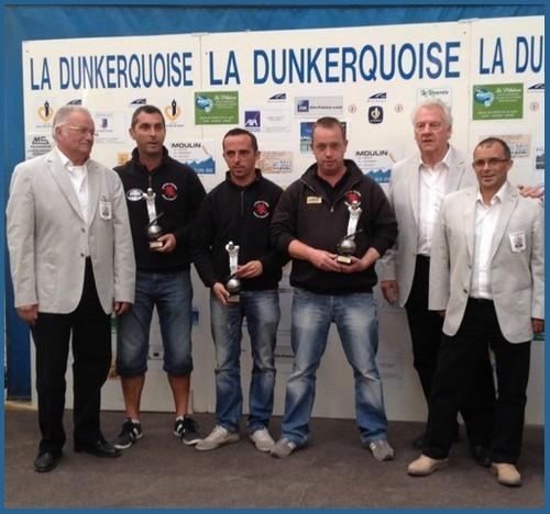Stéphane Le Bourgeois à Dunkerque
