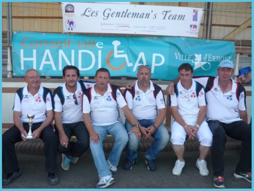 2ème Tournoi Handi-Sport-Adapté de la ville d'Ermont