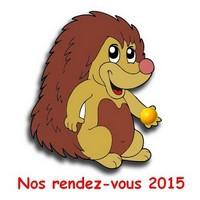 Nos manifestations à venir pour 2015