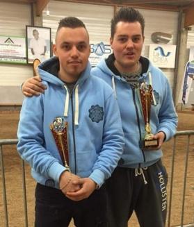 Championnat ligue doublette Haute-Normandie