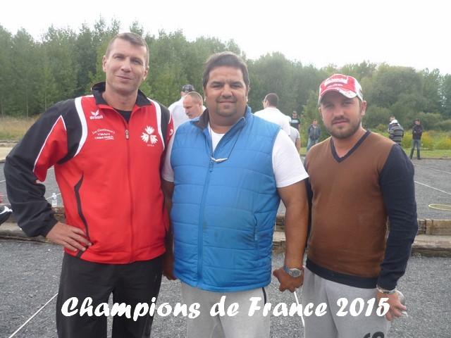 Championnats de France UCAPA 2015