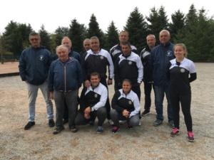 Coupe Intersociété de l'Allier - Séniors B 2017