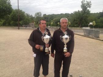 Championnat du cher doublette provencal