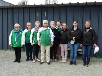 Championnat des clubs féminin à Montauban