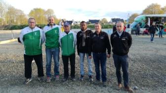 Championnat d'Ille et Vilaine Triplette à Romillé les 15 et 16 Avril