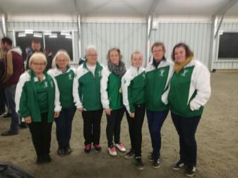 Finale championnat des clubs féminins deuxième division