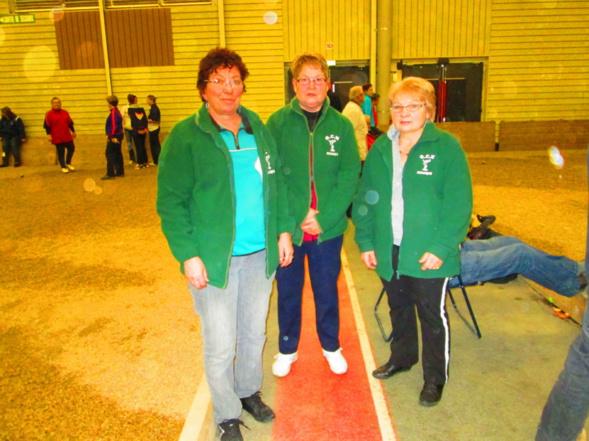 Equipe féminines