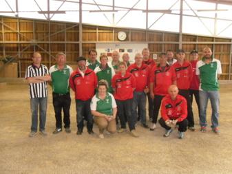 Coupe d'Ille et Vilaine second tour Montauban B contre Laillé B