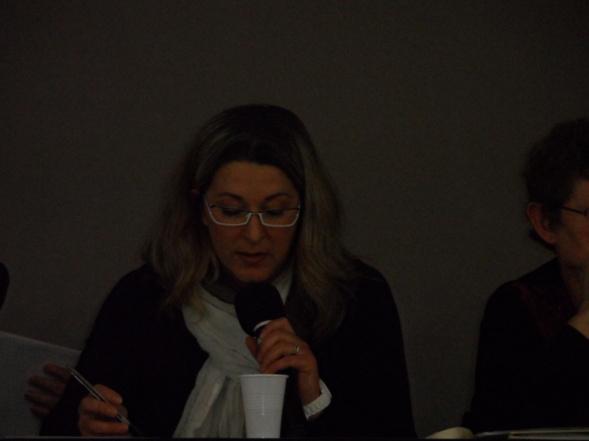 Sabrina LEBAS, présidente de la commission de discipline