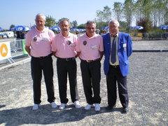 champions du cher vétérans 2008