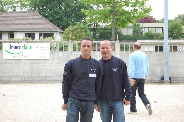 David LENOIR et Cedric BEAUGER