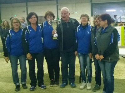 Championnat des clubs féminin