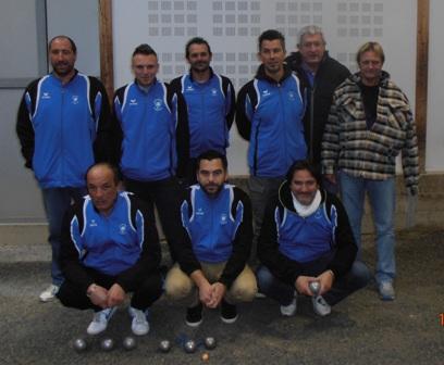 Championnat Régional des Clubs