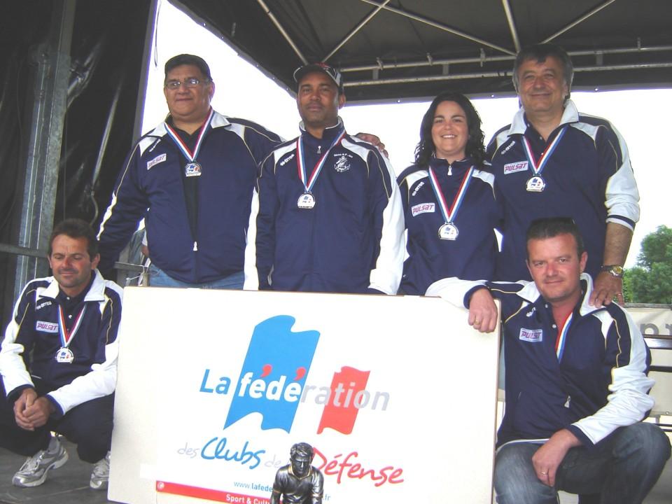 Championnat de France Militaire par équipes de clubs