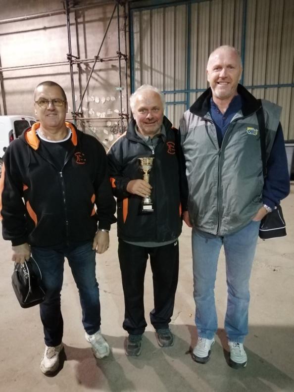Didier C., Philippe M. & Christophe G.