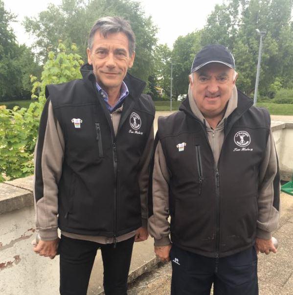 Championnat Départemental Doublette Provençal 2017