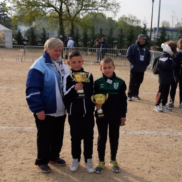 Championnat des Yvelines jeunes tête à tête   le 13 et 14 avril 2019 à Aubergenville
