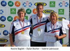 Championnats de France TàT Masculins et Doublettes Dames