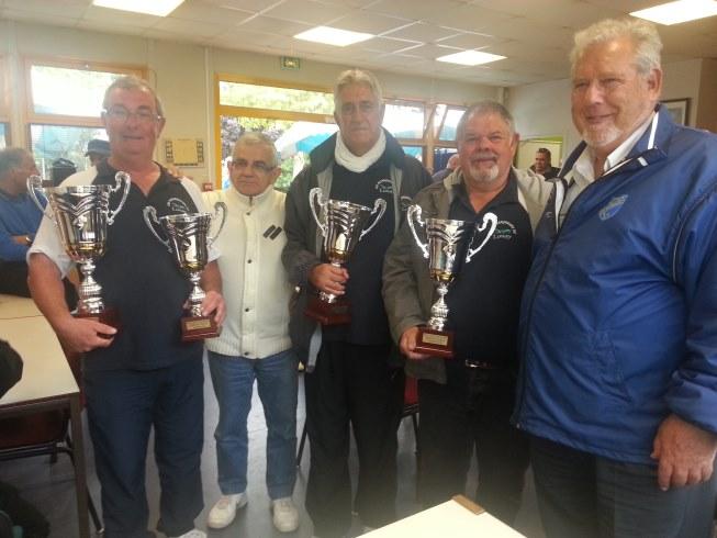 Championnat de Ligue Triplettes Vétérans